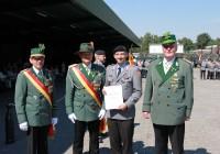 Hohe Auszeichnung für den Kommandeur des Paderborner Patenbataillons