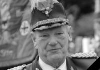 Der Bezirksverband trauert um seinen Kommandeur Dieter Koch